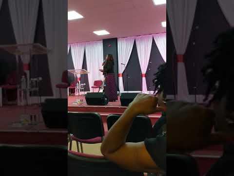 22/4/18: Pastor Tolu's message at Mount Zion Community Church Aston, Birmingham Uk