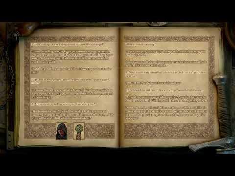 Chatting with Modwyr | Deadfire. Pillars of Eternity II |