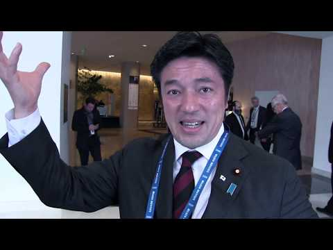 Japanese ally of Israel for 2020 Olympics' safety  - Yasuhide Nakayama, Japanese legislator