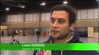28-01-2013 Ca va être du Sport (Télé Bruxelles)