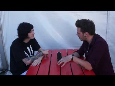 Asking Alexandria Interview Reading Festival 2016