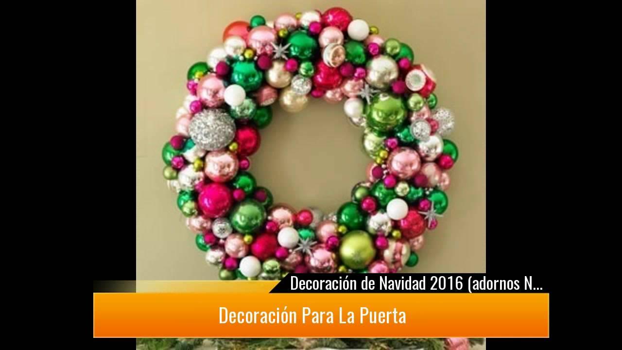 Adornos de navidad con manualidades y otra decoraci n for Manualidades para adornos navidenos