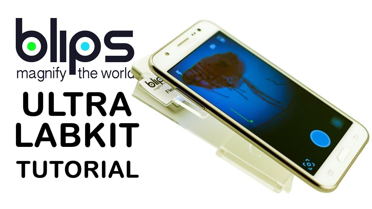 Blips ultra lab kit