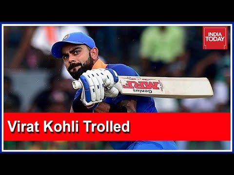 Virat Kohli Trolled For 'Leave India' Reply To Fan's Tweet