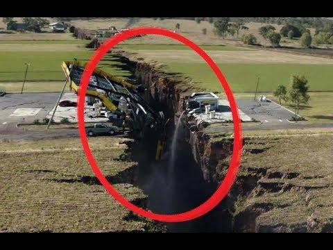 Dünyanın En Şiddetli 10 Depremi (9.5)...
