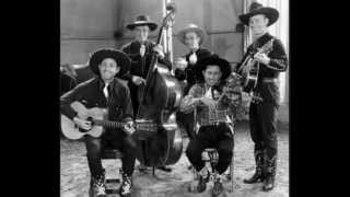 Early Sons Of The Pioneers - Texas Star (1936).