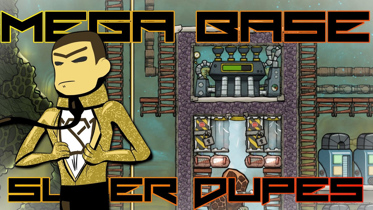 Capping a Steam Vent with an Automated Turbine! Ep9 - Oxygen Not Included  Quality Of Life 3