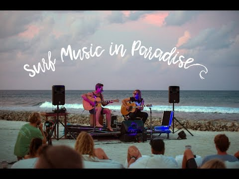 Pete Murray Performs The Maldives