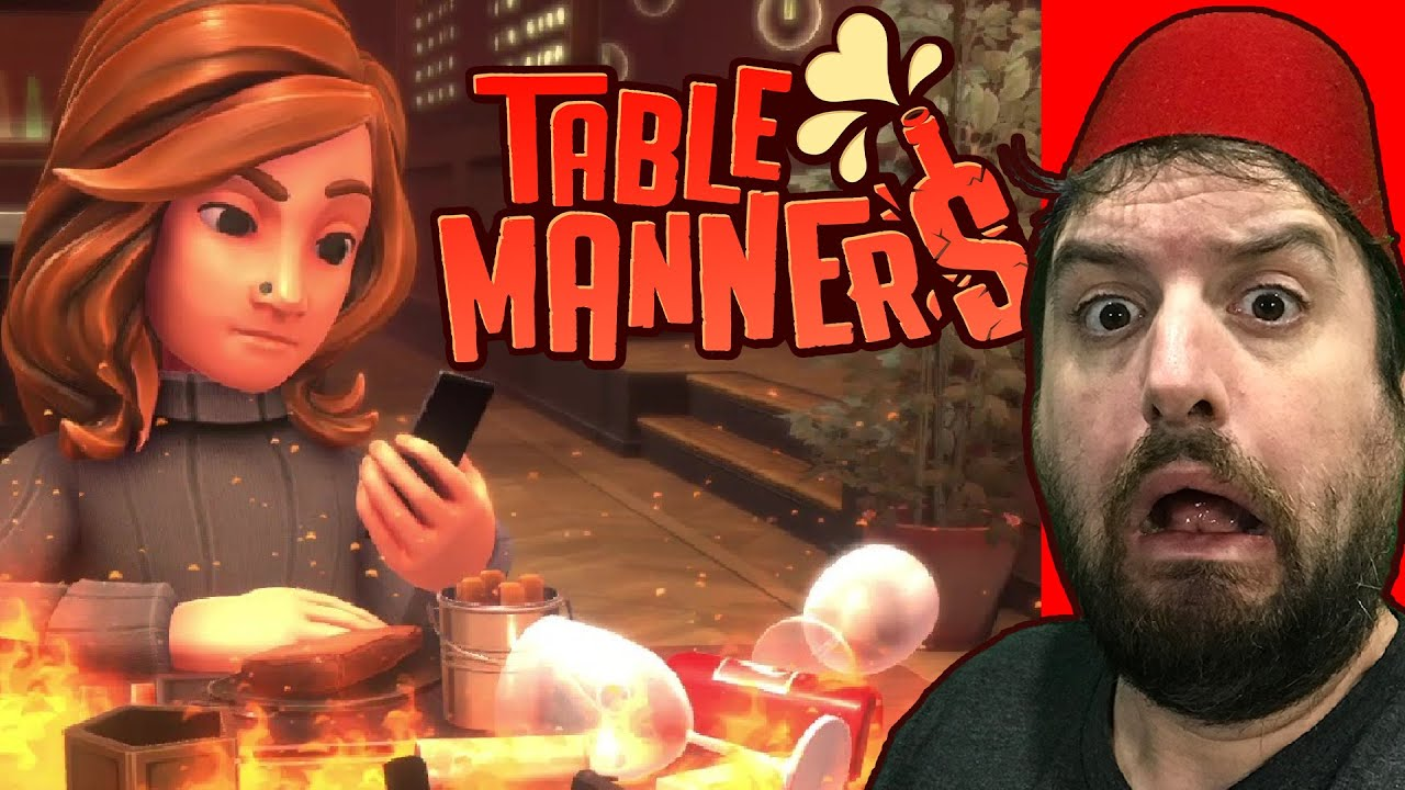 Dating table manners