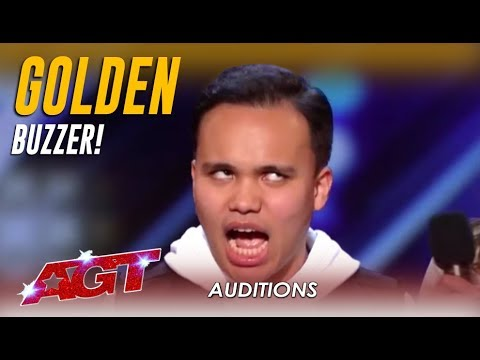 Ken Holiday - Tissue Alert!! This young man will win AGT