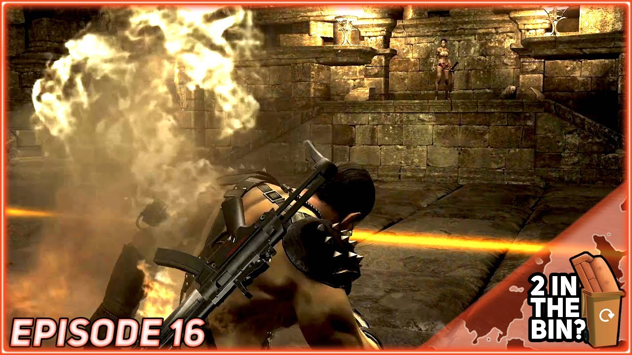 2itb Resident Evil 5 Co Op Let S Play Episode Part 16 Gameplay Walkthrough Youtube