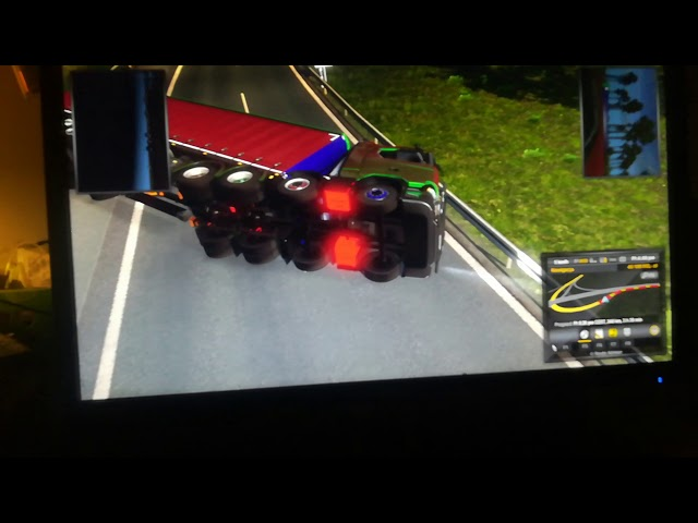 physics in ets 2