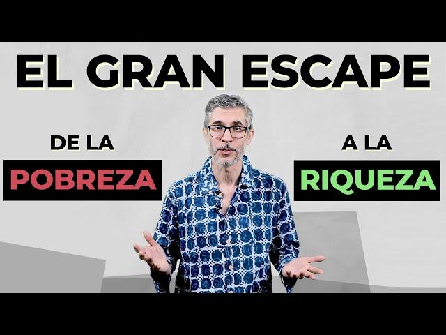 El Gran Escape: de la POBREZA a la RIQUEZA 💰