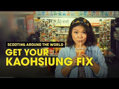 Get Your Kaohsiung Fix - Scoot