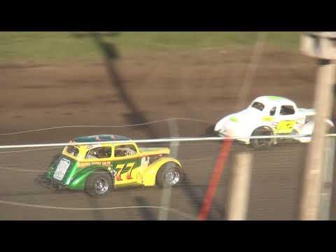 Legends feature Benton County Speedway 4/29/18