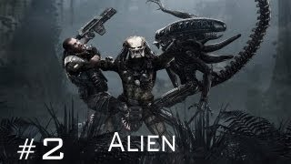 Aliens vs Predator - Walkthrough Alien Part 2