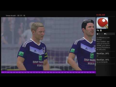 Carrière avec RSC Anderlecht