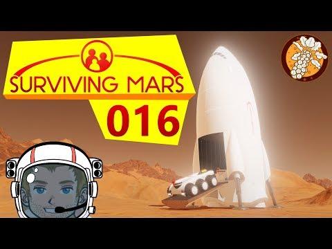 Surviving Mars  [LLP] ►16◄ ─ [ Live Let's Play / Deutsch ]