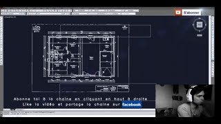 Tuto Autocad INÉDIT Import d'un plan PDF modifiable sur Autocad avec Inkscape