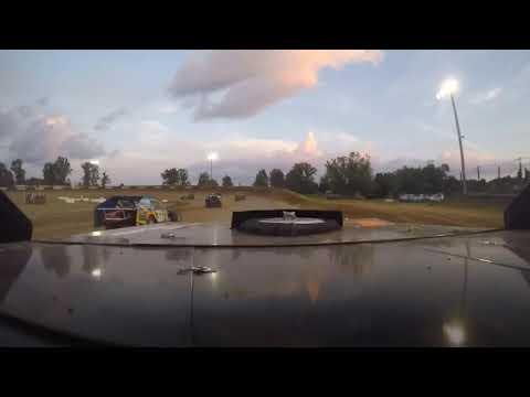 Fayette County Speedway B-Mod Heat Race July 6, 2019 Austin's View