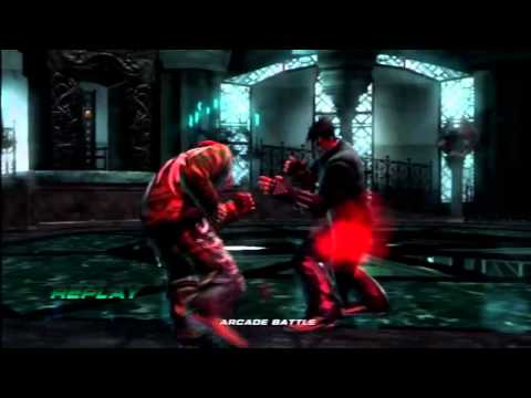Tekken 6 Unlock Azazel Youtube