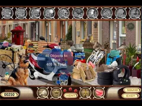 Trip To Holland - Free Find Hidden Objects Games