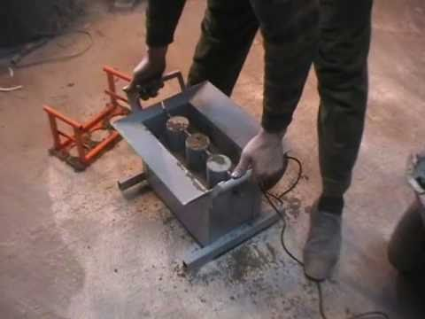 concrete block making machine blox 1 diy do it yourself