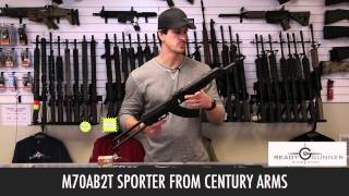 ready gunner and the century arms m70 with folding stock