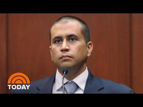 George Zimmerman Sues Trayvon Martin's Family For $100 Million | TODAY