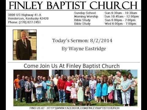 Finley Baptist Church - 08/02/2014