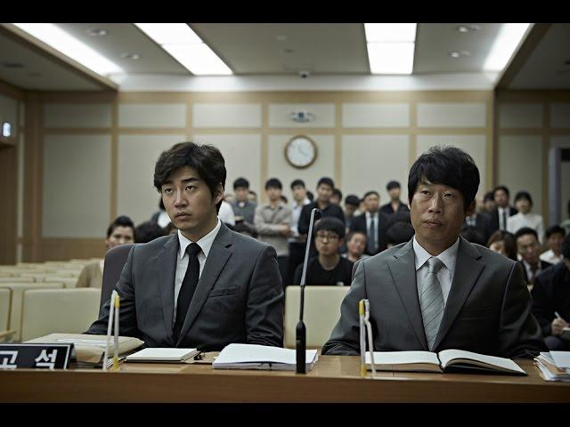 映画『国選弁護人 ユン・ジンウォン』予告編