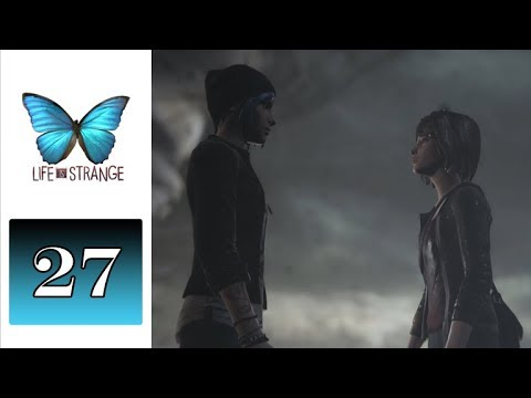 Let's Play Life is Strange (Blind) - 27 - Through The Storm thumbnail
