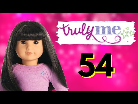 American Girl Truly Me Doll #54 | Love To Layer Accessories Set Unboxing & Review