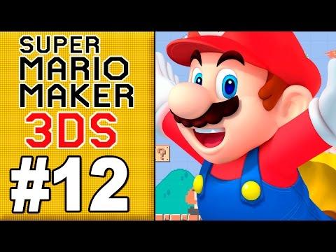 MARIO MAKER 3DS #12 - EU AMO VOAR
