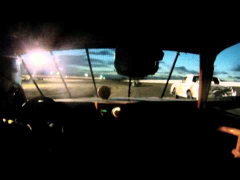 South Texas Speedway #84A Nathan Sturtz in car camera Heat 4 1st half