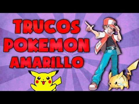 Trucos Para Pokemon Amarillo