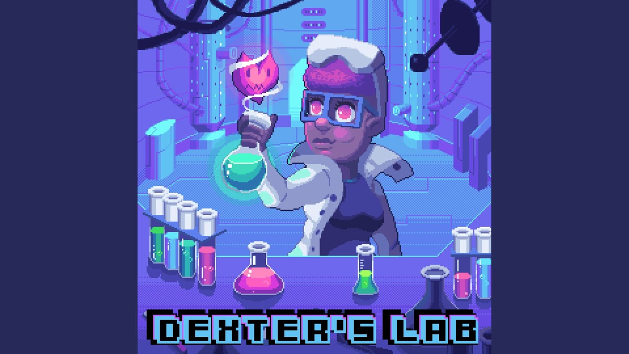 Momo Pixel - Bah Dah (Dexter's Lab)