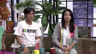 Atraksi Rio dari Parrot Lovers Indonesia
