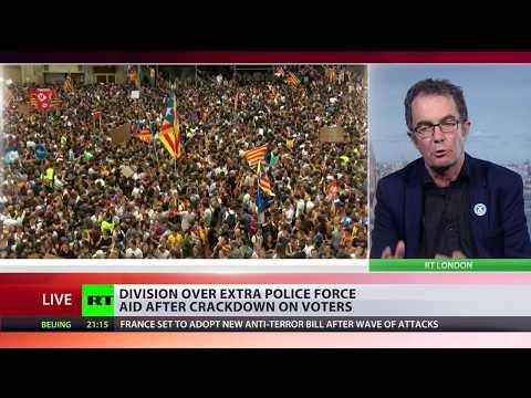 Franco legacy: Crackdown on Catalan voters recalls Spanish Civil War