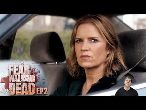 Download Fear the Walking Dead - Season 1 Episode 2 So Close, Yet So Far - Review
