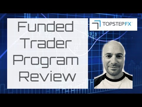 TopStepFX Funded Trader Program Review
