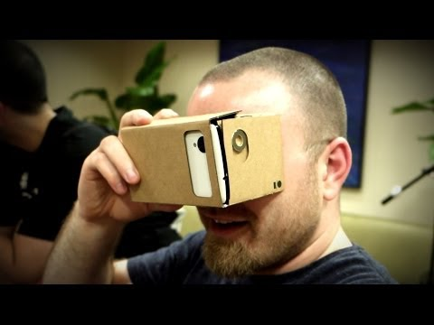 $15 DIY Virtual Reality Headset!