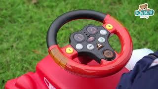 Interaktivní volant BIG k odrážedlům BIG od 12 měs