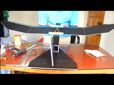 Beginners RC Plane Build  (Bangla)