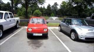 Fiat 126p W Ameryce. Ale Dlaczego?