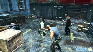 Uncharted 3 Walkthrough - Chapter 12: Abducted