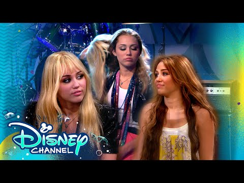Every Time Hannah Reveals Her Double Life! 😱 | Throwback Thursday | Hannah Montana | Disney Channel