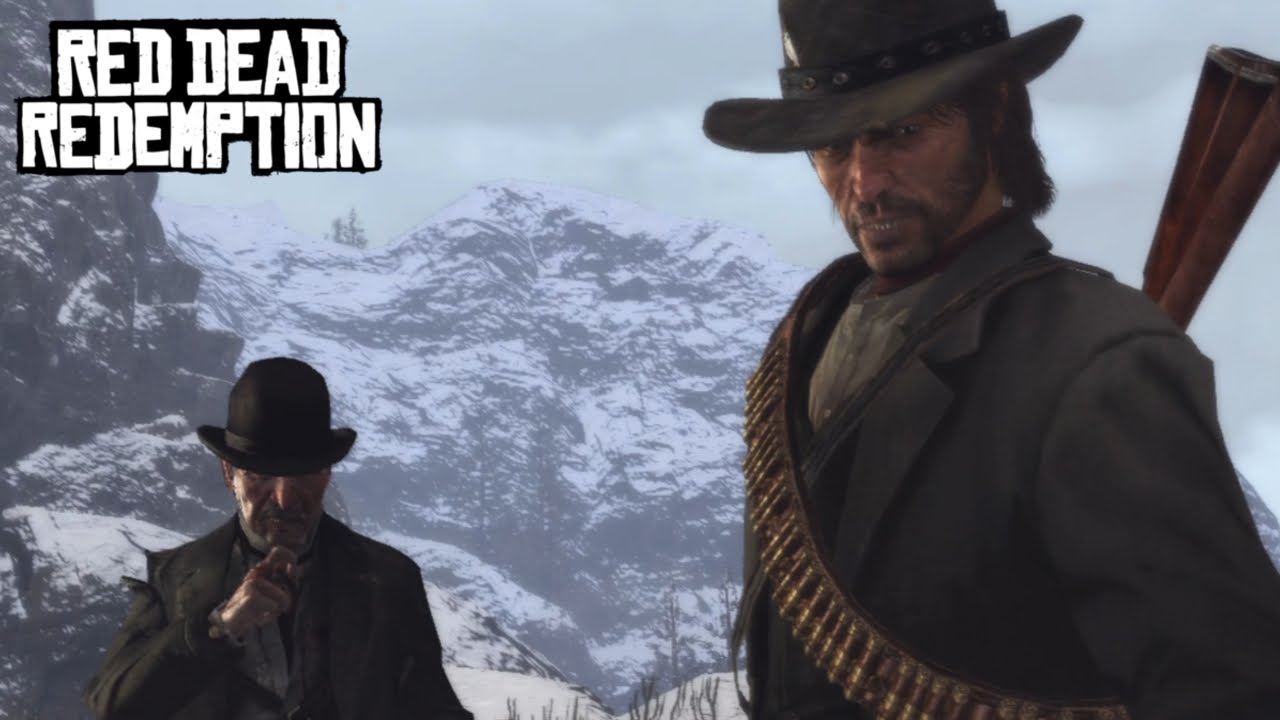 And The Truth Will Set You Free  Red Dead Redemption