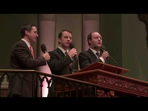 He Did it All for Me given by Adam Ravert, Steven Scoggins, and Mark McElreath