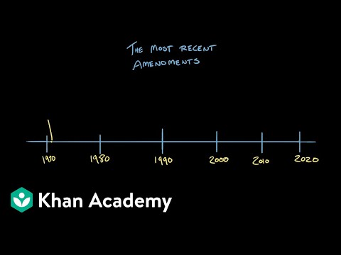 Article V of the Constitution | US government and civics | Khan Academy